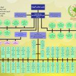 الهيكل تنظيمي للجنة الوطنية العراقية لتسهيل النقل والتجارة في منطقة الاسكوا